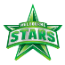 Melbourne Stars Cricket Team logo - You will find here Melbourne Stars Cricket Team Matches, Schedule, Result, Players, Ranking along with Melbourne Stars Cricket Team Match latest News and Photos.